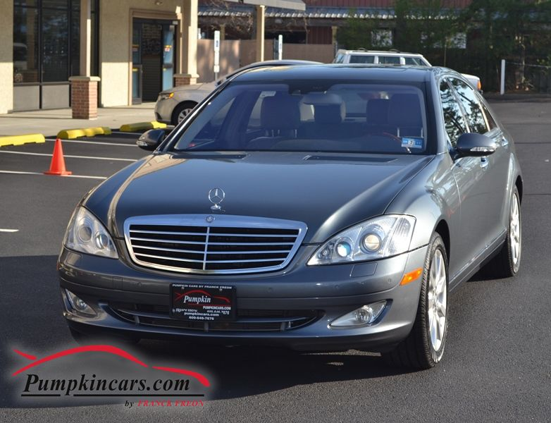 2008 mercedes benz s550 4matic night vision in new jersey for Mercedes benz night vision