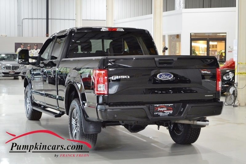 2016 ford f150 xlt sport 4x4 in new jersey nj stock no 3989. Black Bedroom Furniture Sets. Home Design Ideas