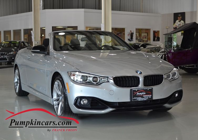 BMW I CONVERTIBLE SPORT LINE In New Jersey NJ Stock No - Bmw 428i sport
