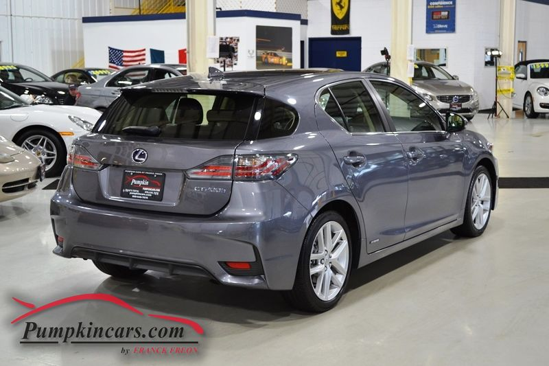 2015 Lexus Ct200 Hybrid In New Jersey Nj Stock No 4570