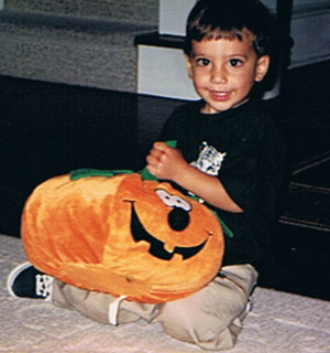 "Picture of Harrison ""Pumpkin"" Freon"
